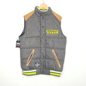 NWT Men's Franchise Club Oregon Ducks Legacy Vest